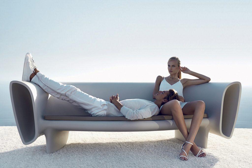 Meble ogrodowe - sofa Garde Limited Abode