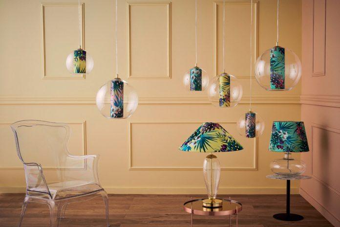 zaprojektowane przez polskich projektantów lampy Kaspa Feria