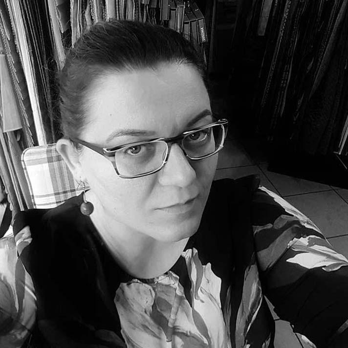 dekoratorka Katarzyna Kaźmierczak-Żak