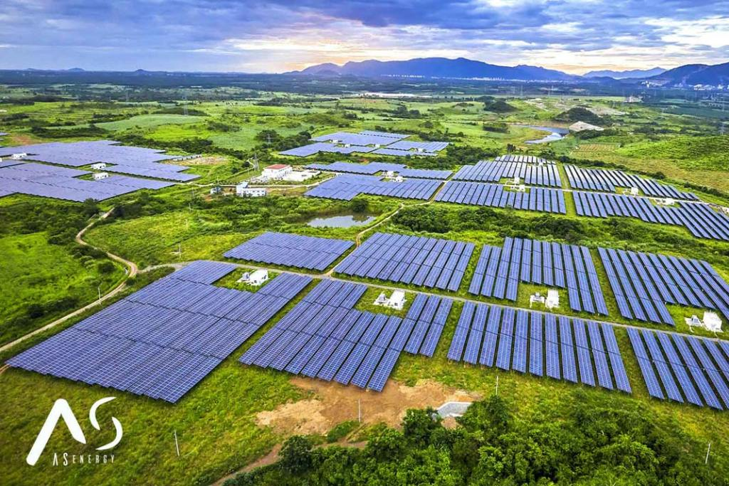 Fotowoltaika - produkcja energii elektrycznej (firma ASS Energy)