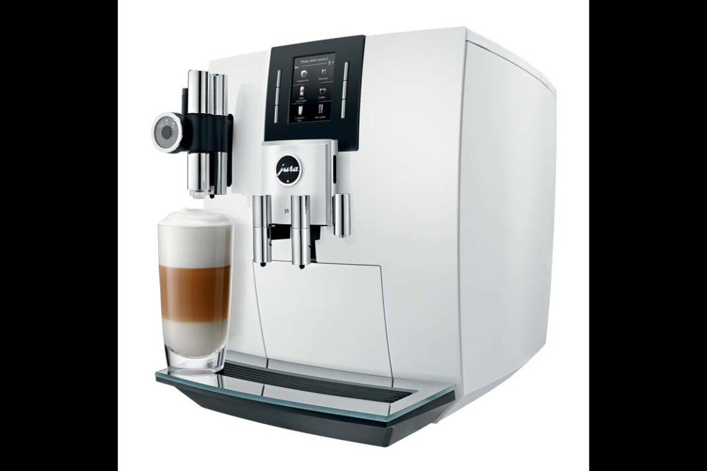 ekspres do kawy Jura J6
