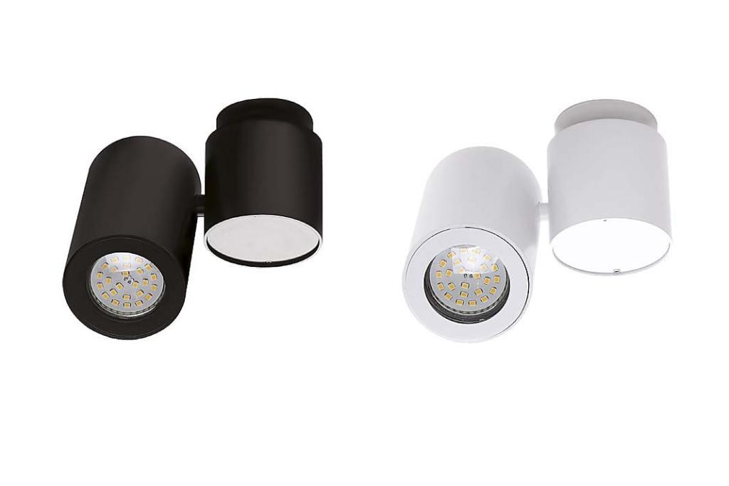 oświetlenie punktowe oprawy barro z firmy MAXLIGHT