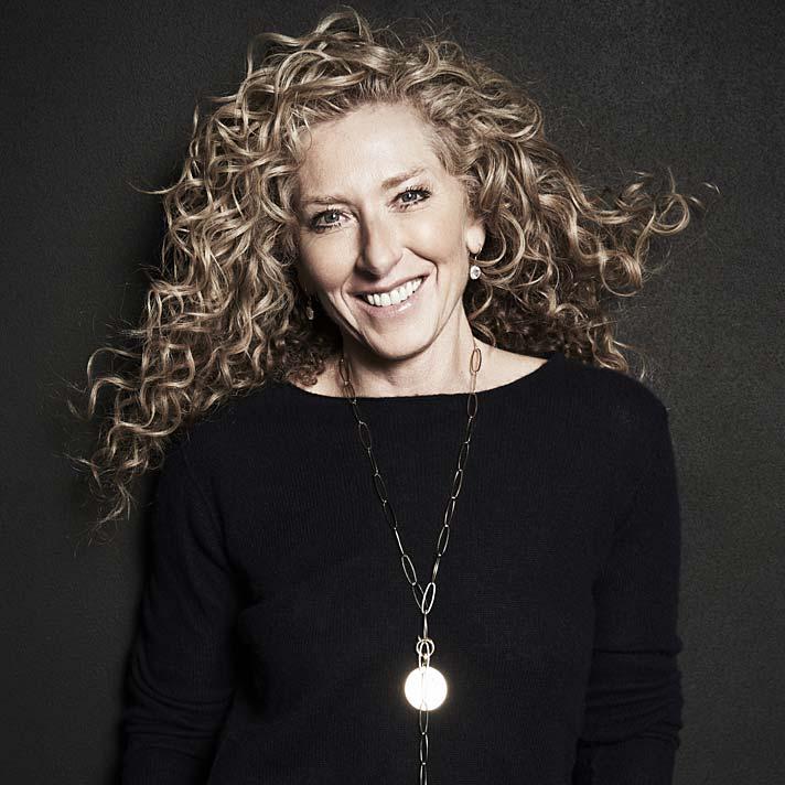Kelly Hoppen - projektantka i designerka z Wielkiej Brytanii