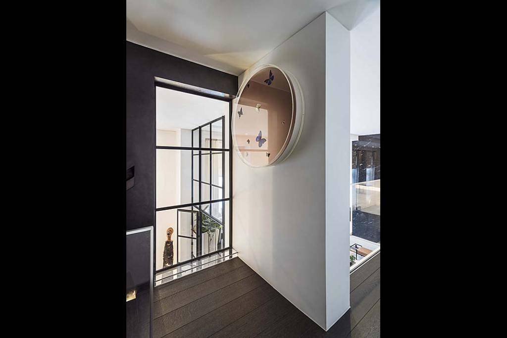 Luksusowy apartament według projektu Kelly Hoppen.