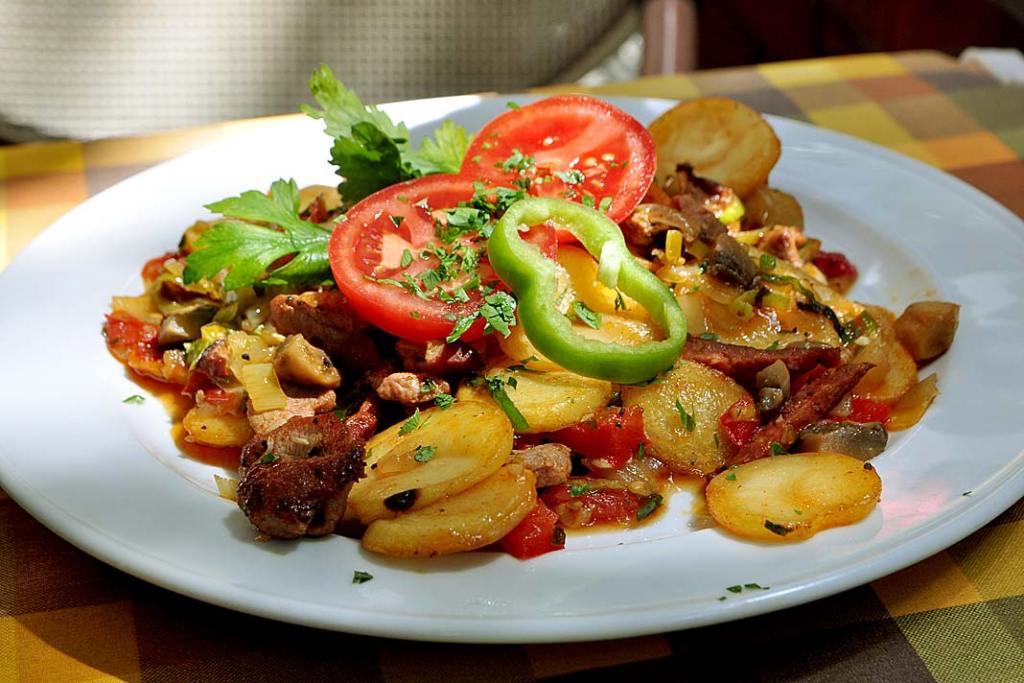 Kuchnia Węgier. Bogdányi