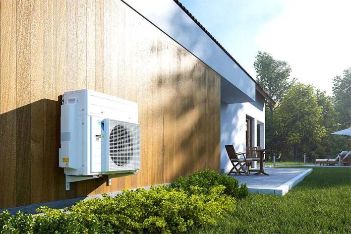 Dom wyposażony w system HVAC oferowany przez DTS