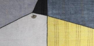 Kolory roku 2021. Dywan Sunshine z kolekcji Nomadismi, projekt Eleny Caponi dla Mahebban