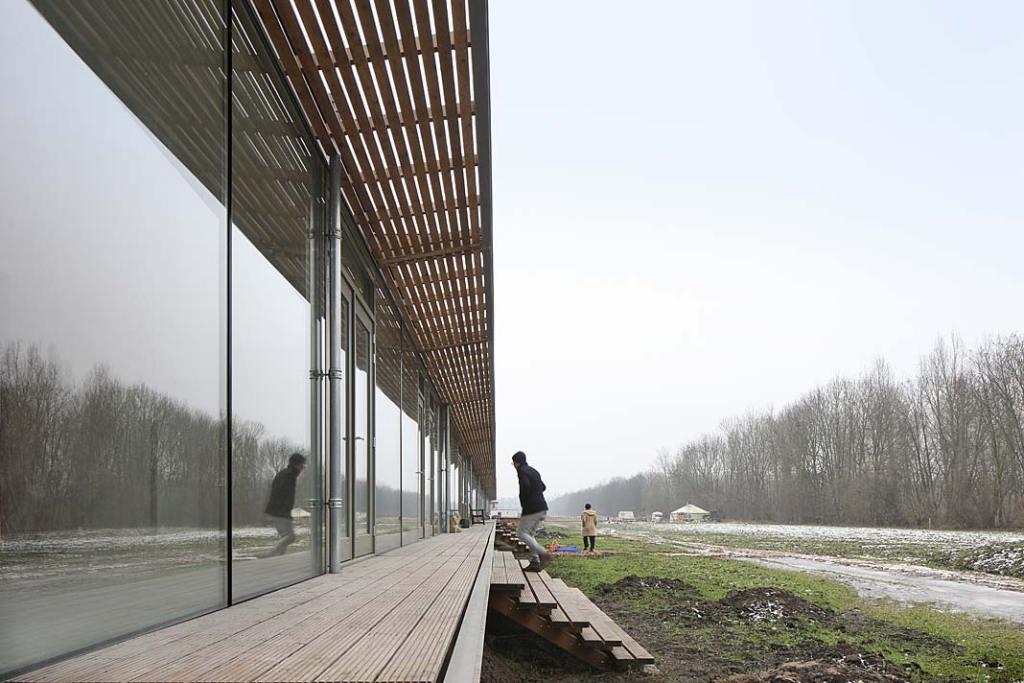 Holenderska szeregówka mieści 9 mieszkań, każde po 160 m kw