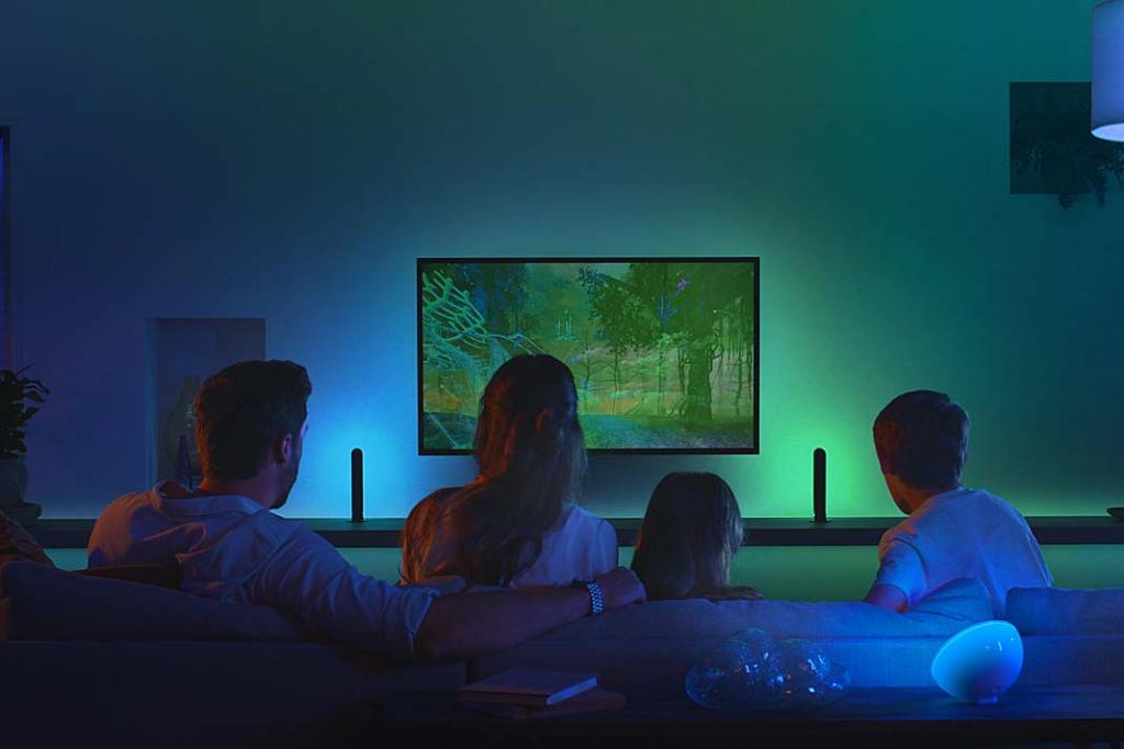 Smart technologie. Inteligentne oświetlenie Philips Hue