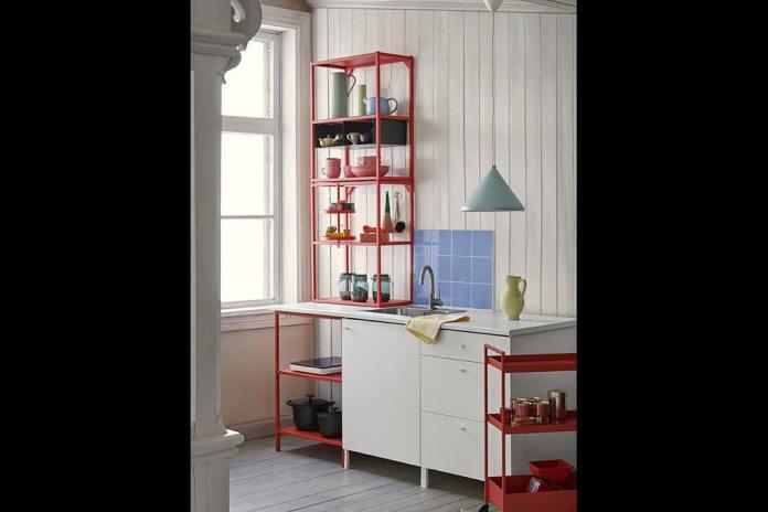 Kolekcja Enhet marki IKEA