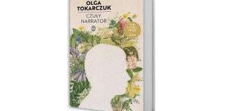 Polecana książka: Czuły narrator autorstwa Olgi Tokarczuk