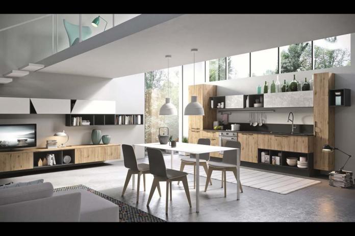 Kuchnia Mia firmy Aran Cucine