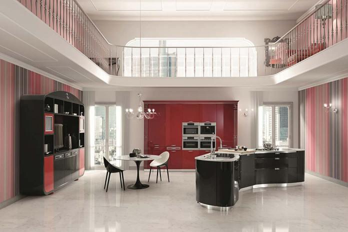 Kuchnia Tiffany z Rastelli Cucine