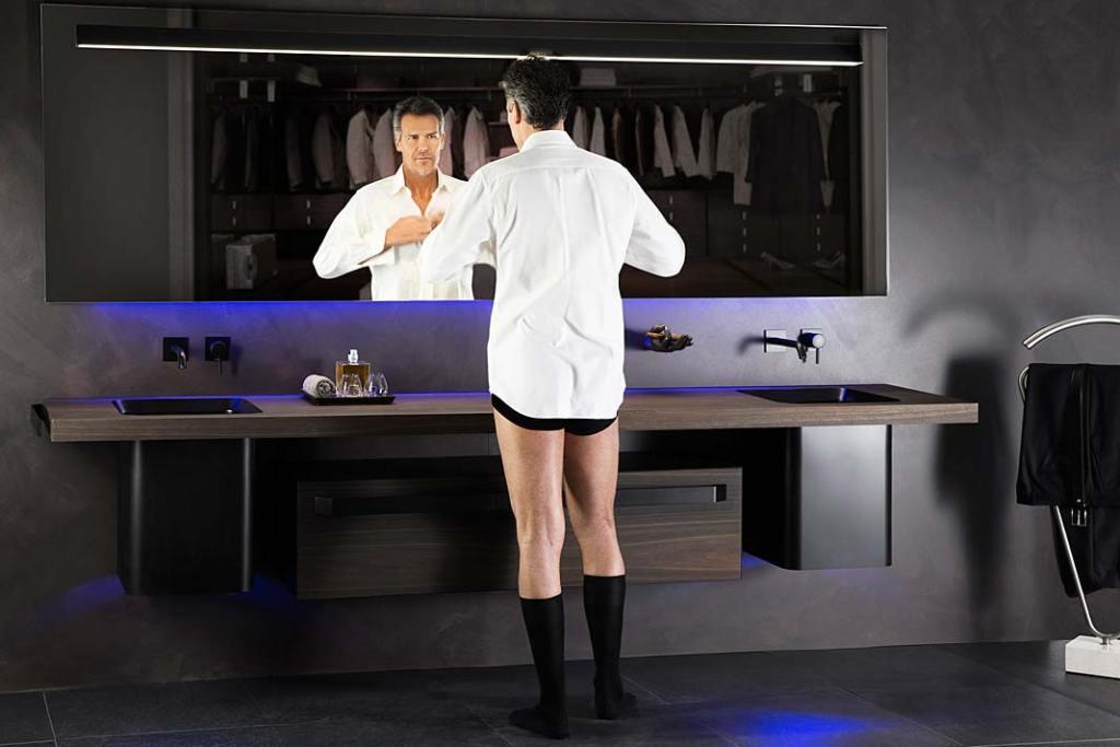 Meble łazienkowe Abisso marki Atelier12