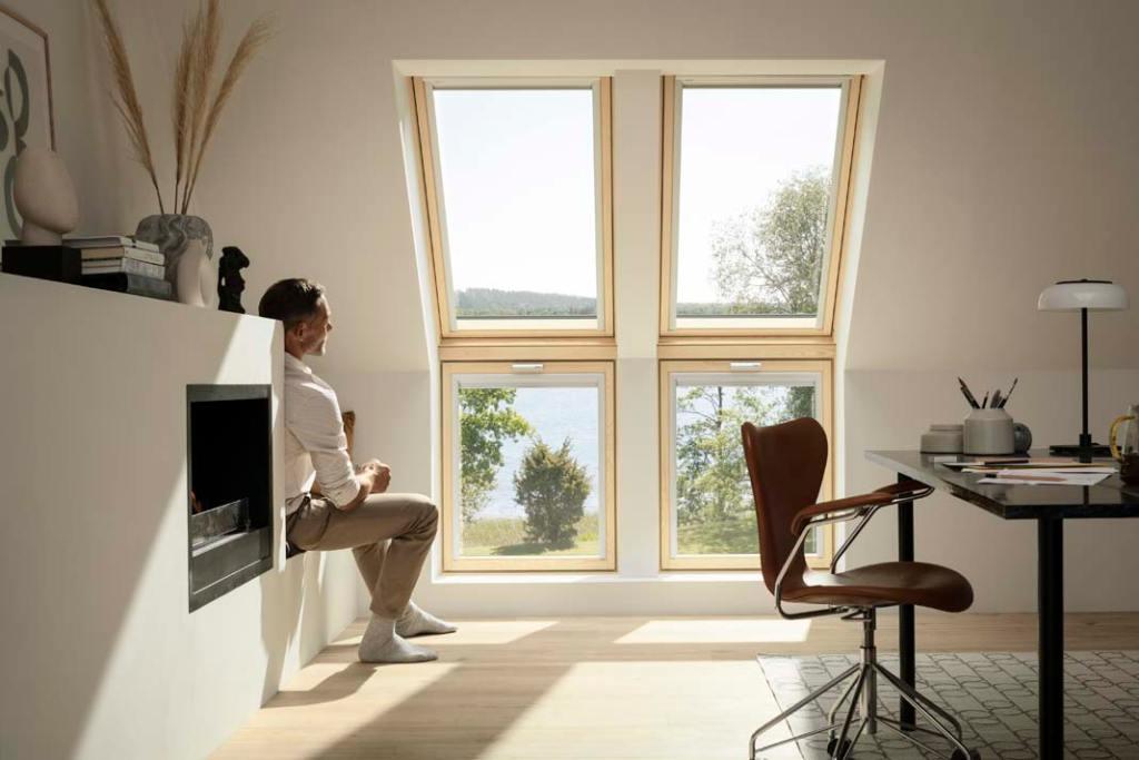 Okna linii Standard Plus od Velux