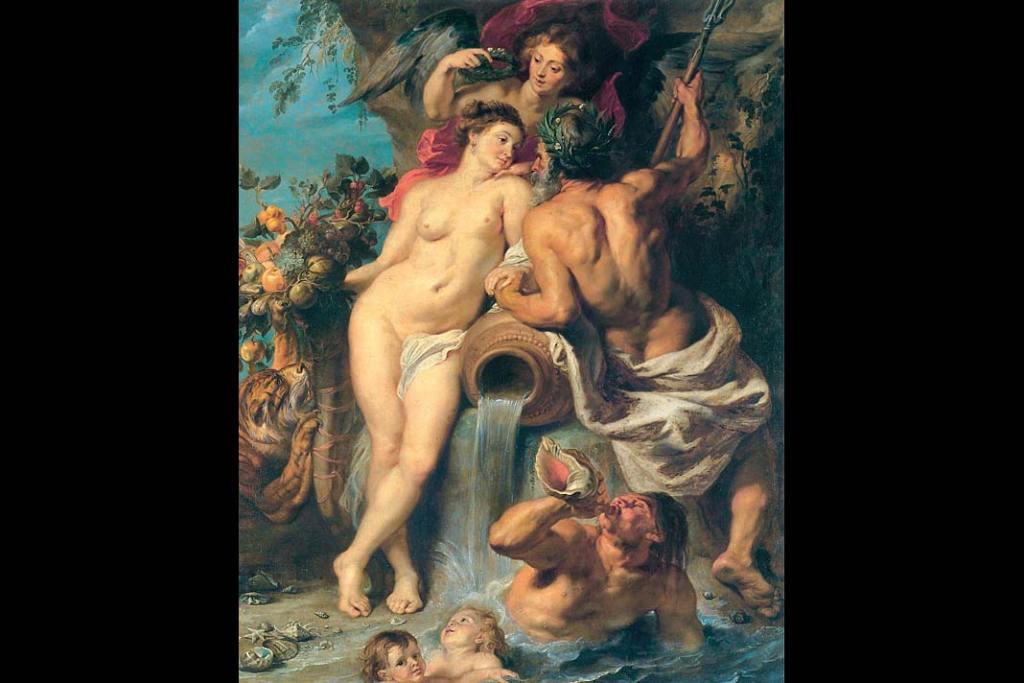Peter Paul Rubens, Związek Ziemi iWody