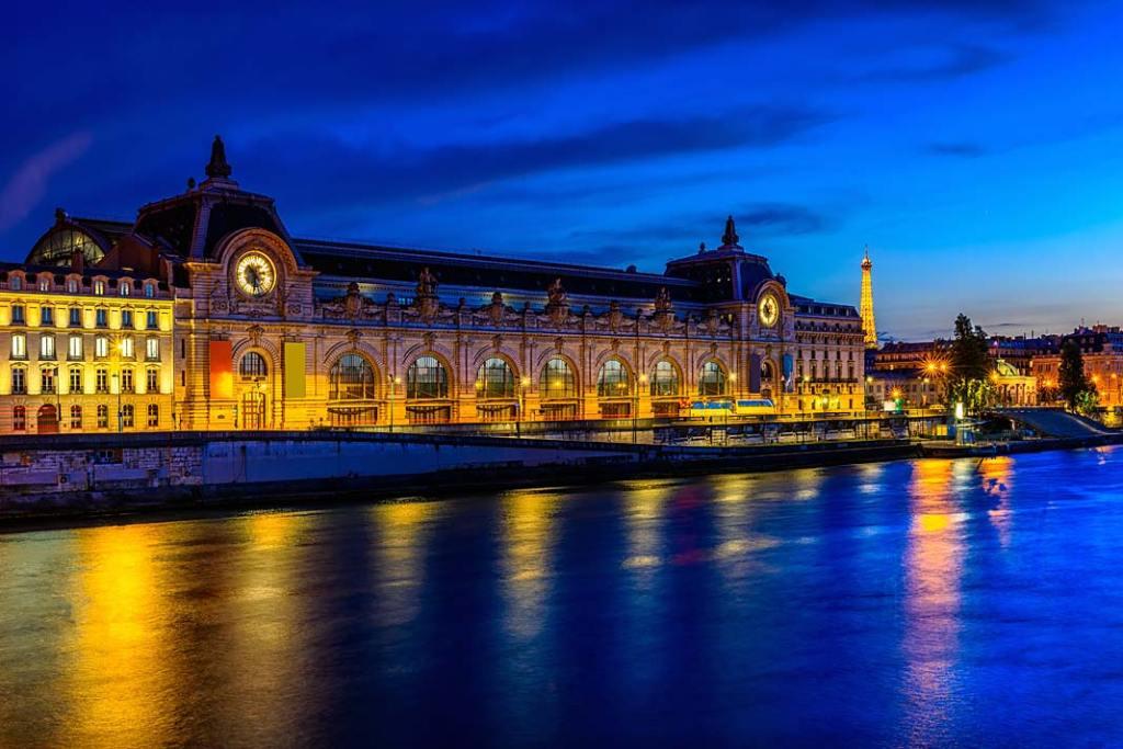 Musée d'Orsay - północna fasada. Fot. Ekaterina Belova stock.adobe.com