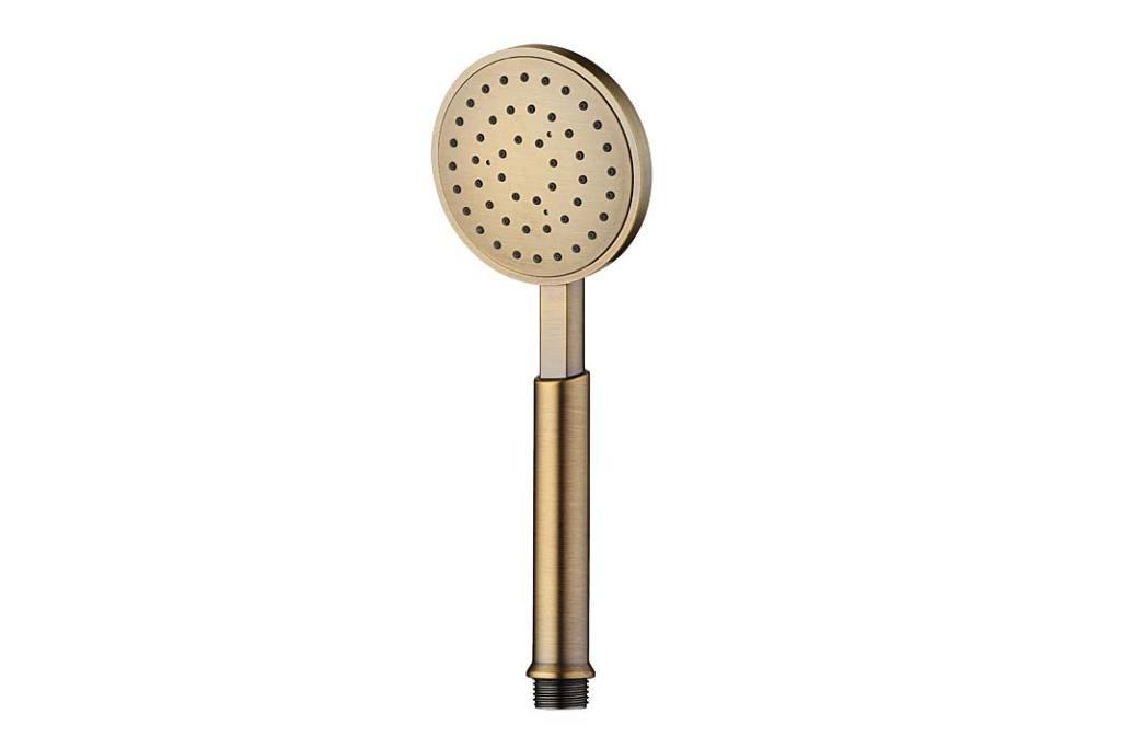 Prysznic w łazience: słuchawka prysznicowa Temisto od Deante
