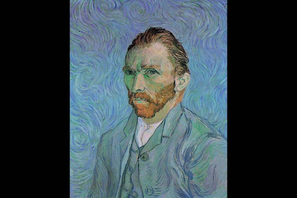 Musée d'Orsay: Vincent van Gogh, Autoportret