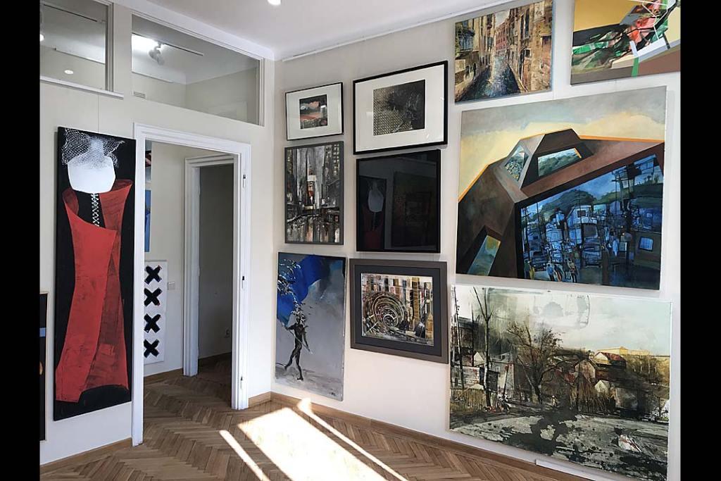 Rynek sztuki. Wystawa przedaukcyjna 15 Aukcji Sztuki Dzisiejszej w Galerii Xanadu 16 czerwca 2020r