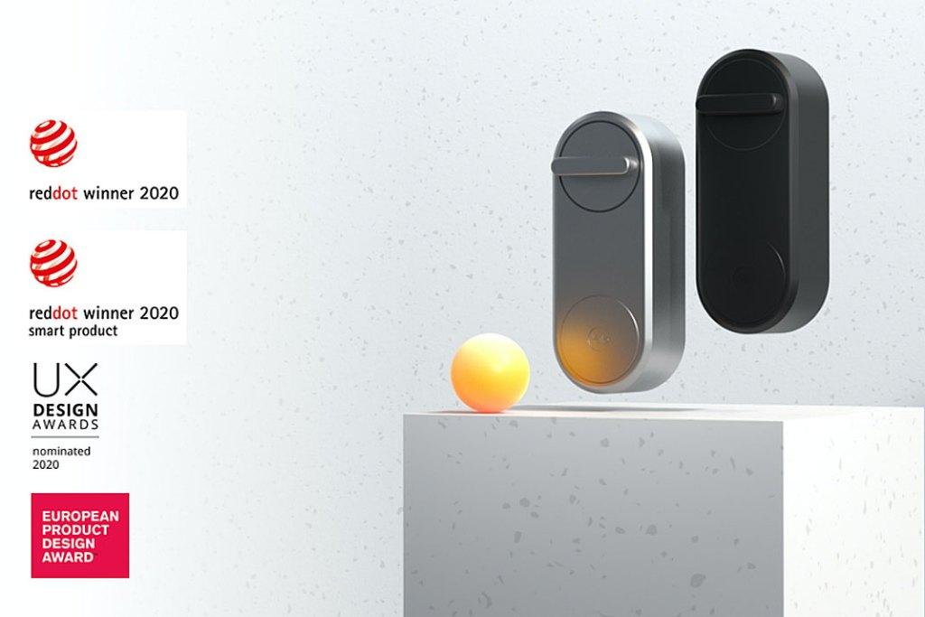 Zamek Linus® zdobył nagrody w konkursach Red Dot Awards i The Ambient Awards