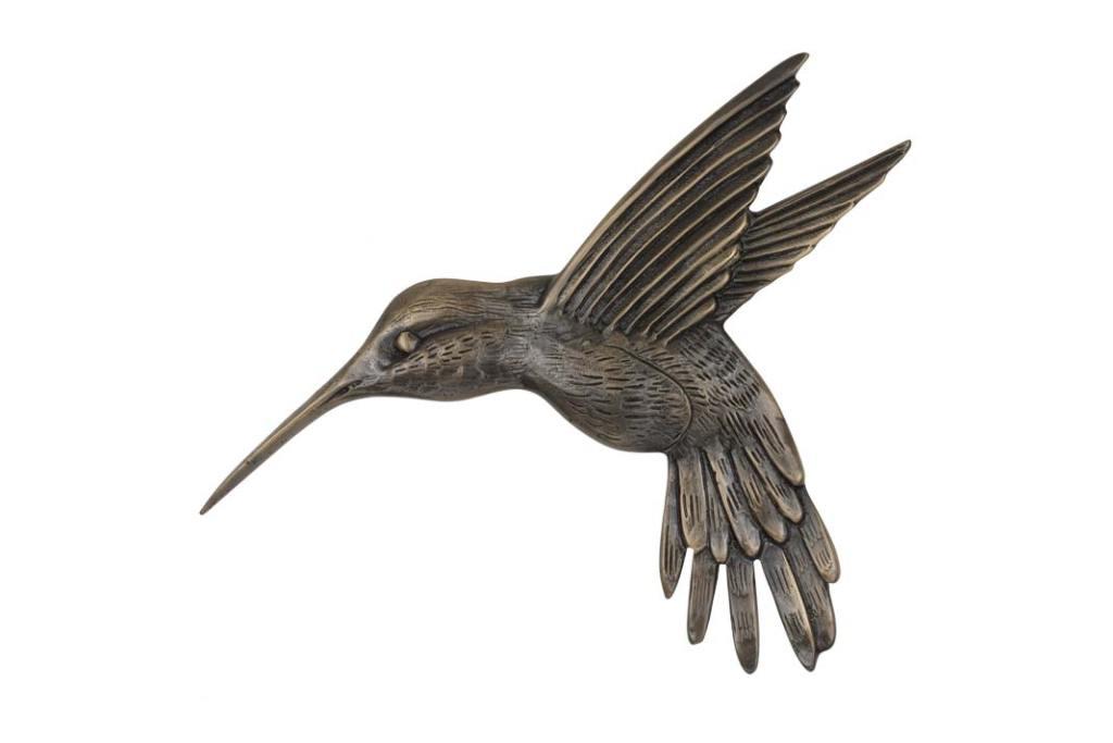 Dekoracja ścienna - Koliber, PAP DECO