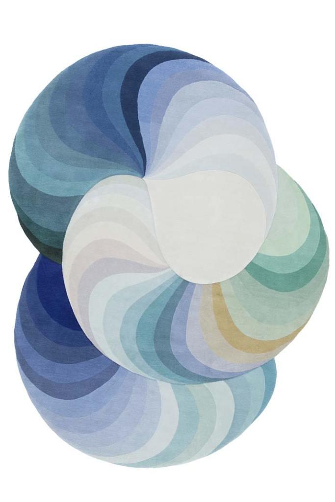 Kolor roku 2020. Dywan Triple Slinkie marki CC-Tapis