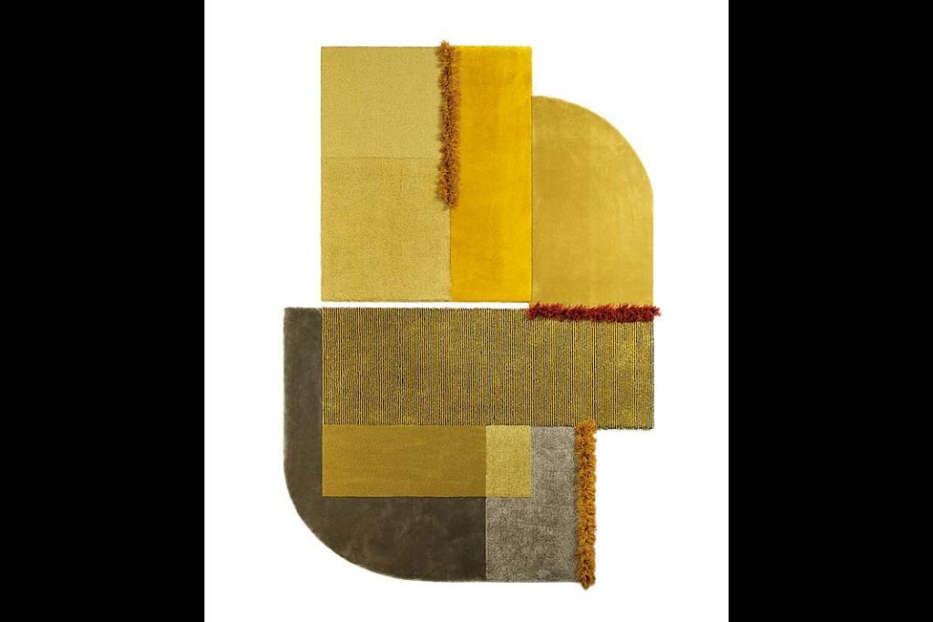 Dywan z kolekcji Selce projektu Studio Salaris