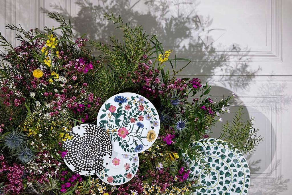 Wiosenne dekoracje wnętrz: kolekcja Rosenthal Magic Garden
