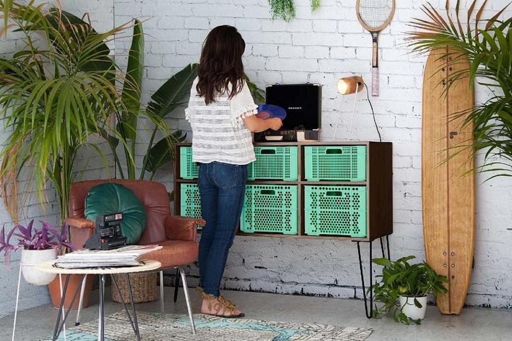 Domowy recykling: komoda z kolekcji Really NIce Things od Bonami
