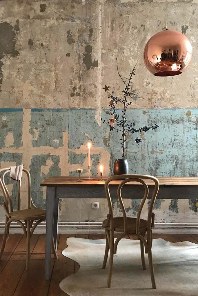 Krzesło Harrington, idealne do jadalni przy salonie w stylu retro