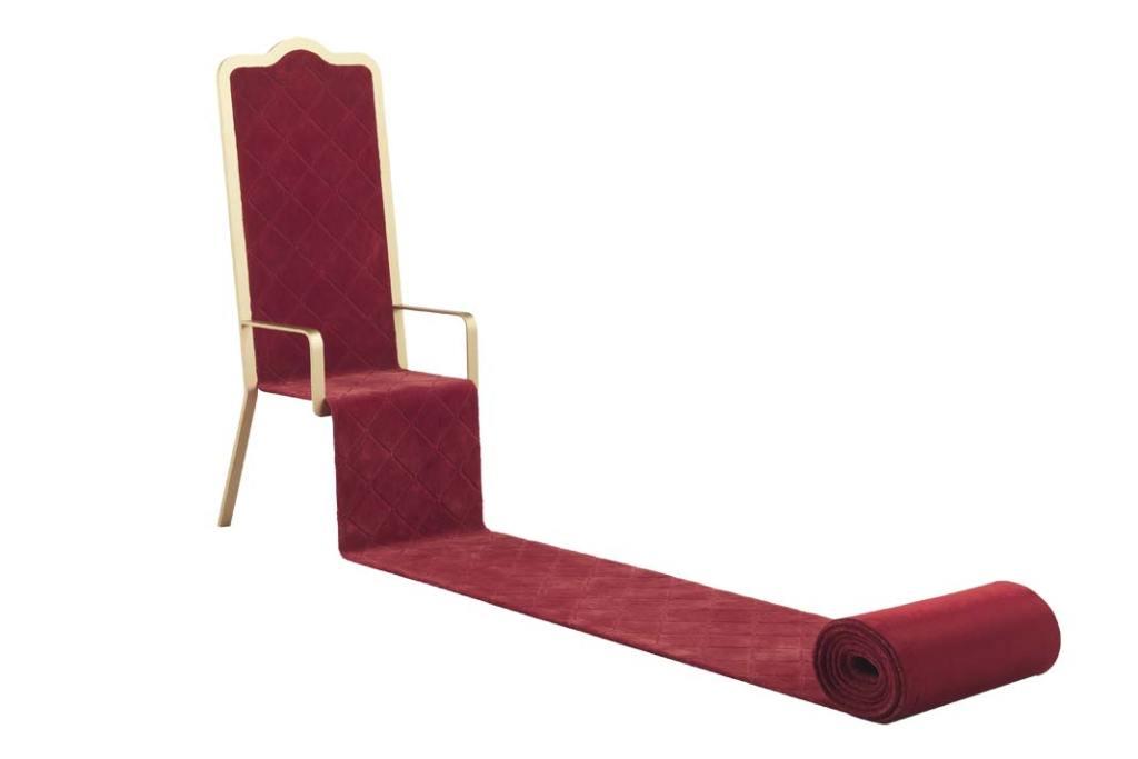 Szykowne dodatki: krzesło Osforth od Emanuele Maginiego