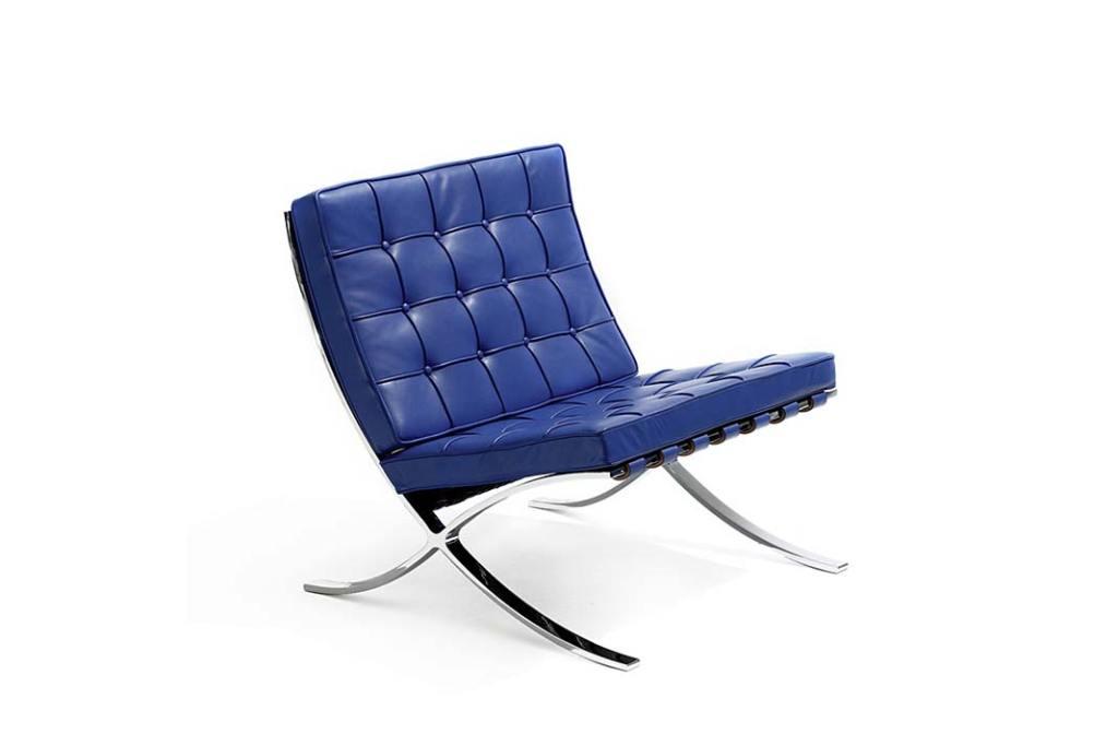 Kultowy fotel Barcelona w wersji mini.