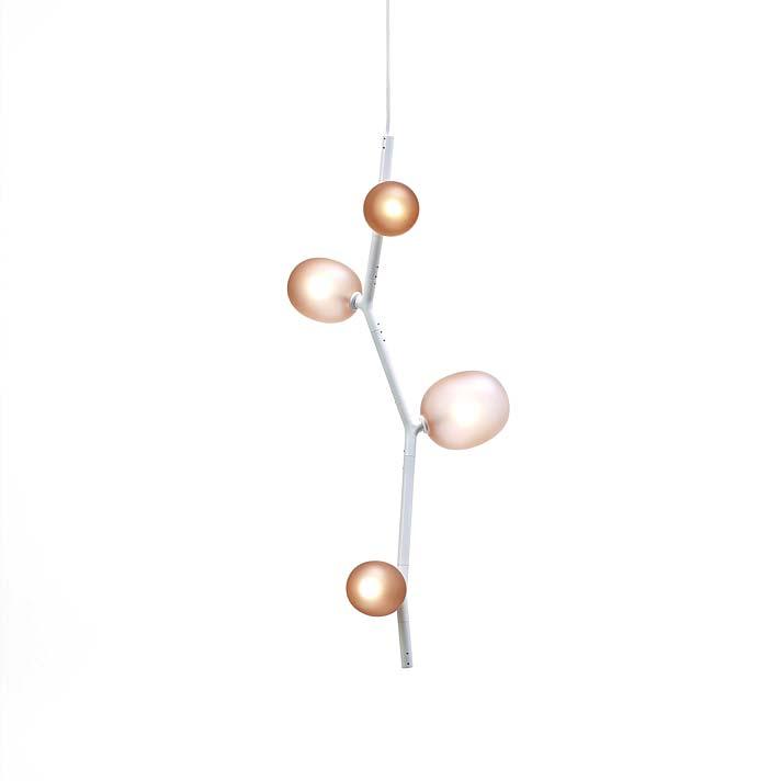 Lampa Ivy czeskiej marki Brokis