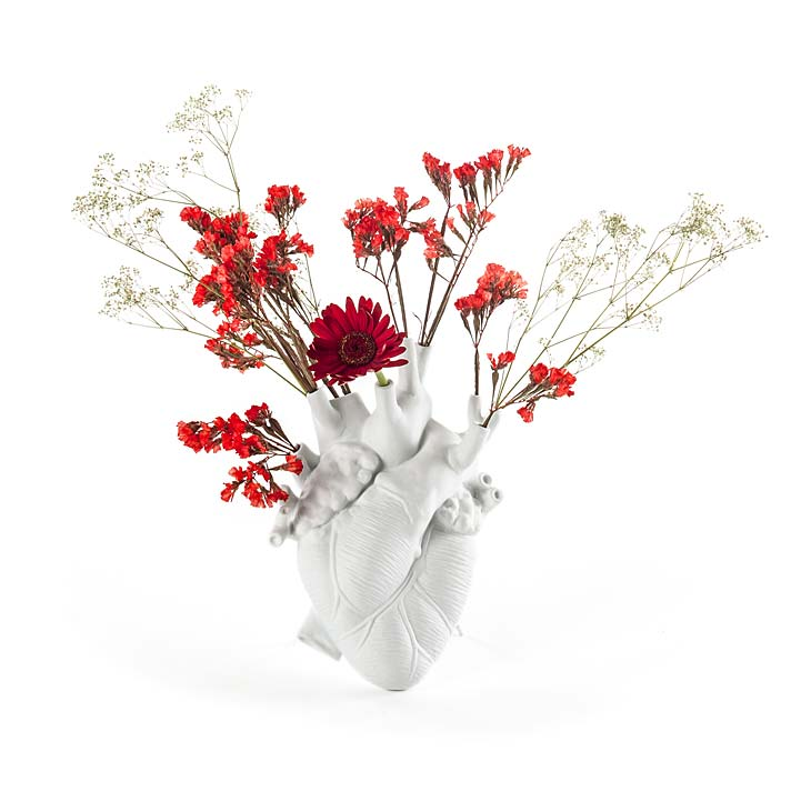Wazon Love in bloom marki Seletti