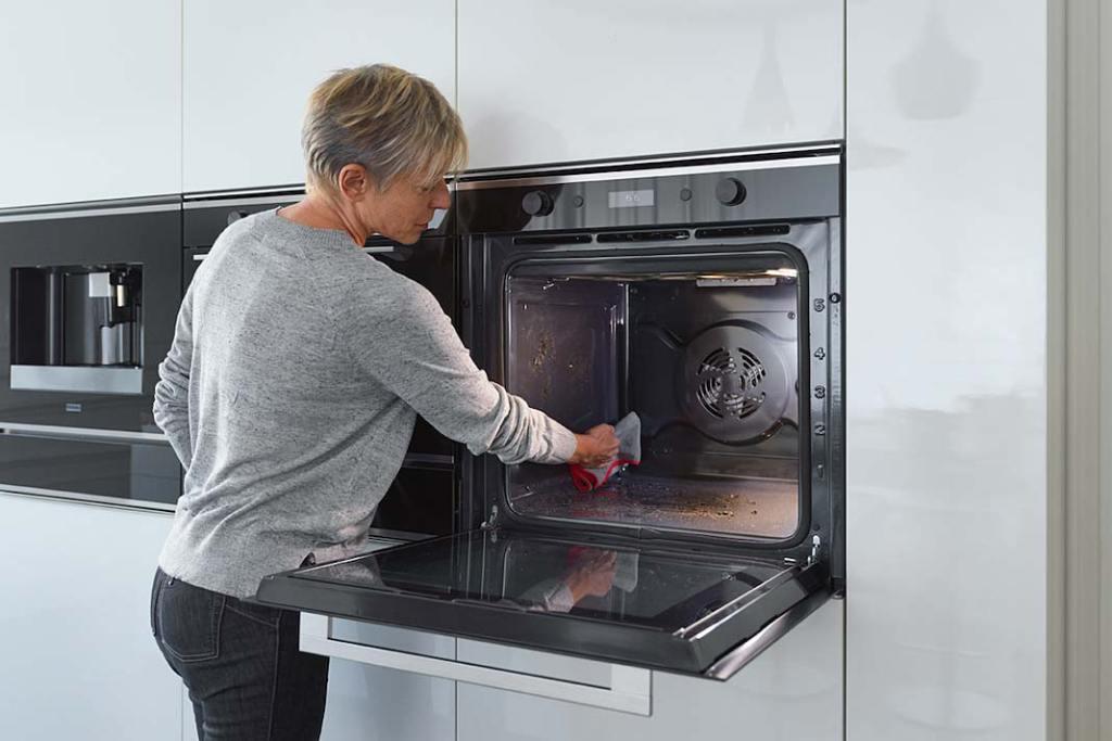 Nowoczesne AGD. Piekarniki Franke są łatwe w czyszczeniu dzięki funkcji pyrolizy lub hydrolizy
