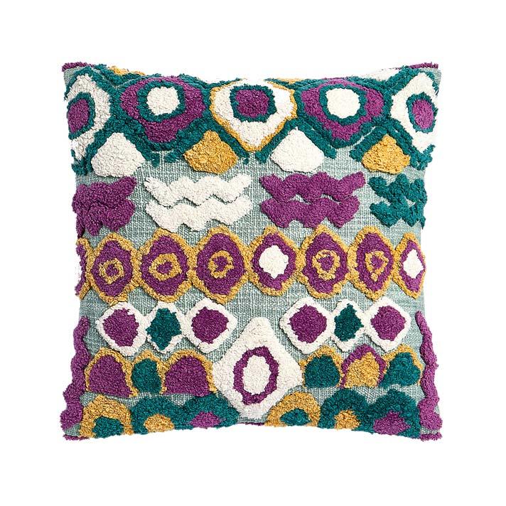Styl etno: poduszka z oferty Zara Home