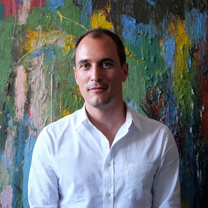 Robert Rhodes, właściciel studia Robert Rhodes Architecture +Interiors
