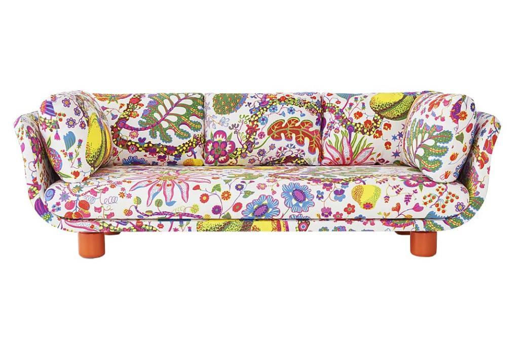 Modny design. Sofa Famma marki Svenskt Tenn