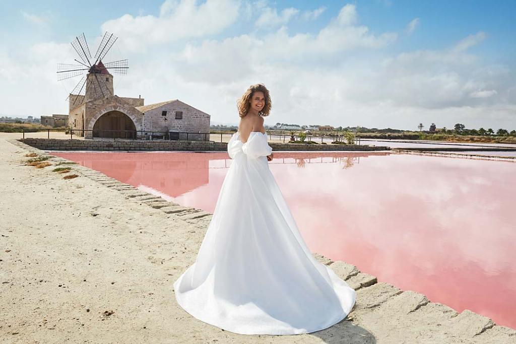 Suknia ślubna z Atelier Eme