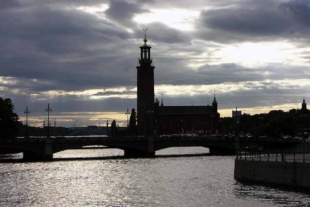 Atrakcje Szwecji. Sztokholmski ratusz
