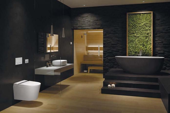 Toalety myjące Hygea marki Uspa