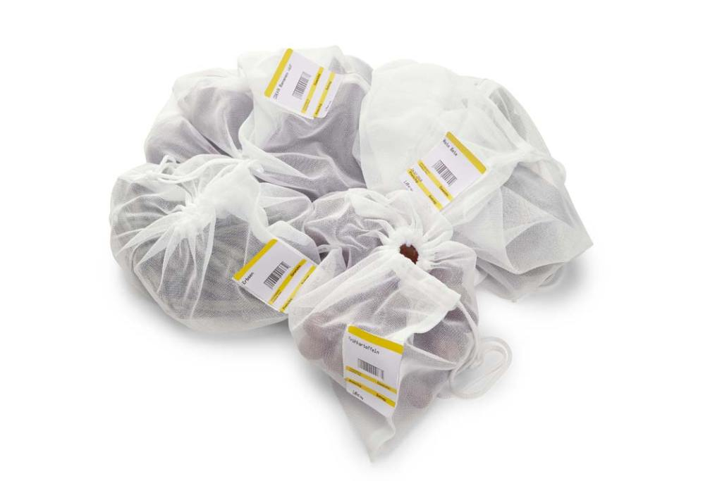 Domowy recykling: wielorazowe torebki na zakupy marki Tchibo