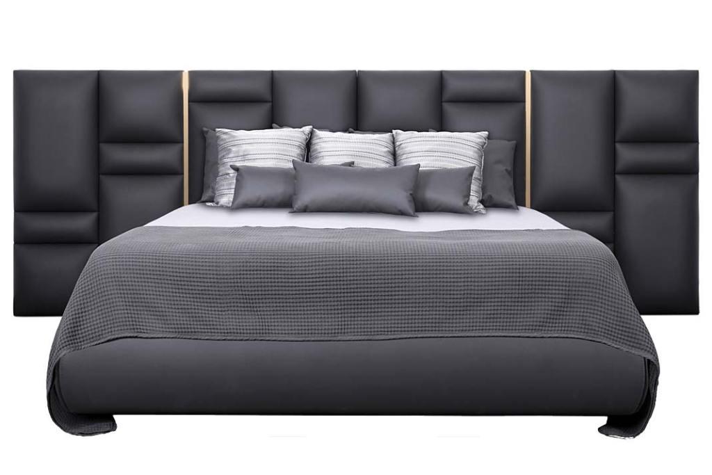 Dobre pomysły na aranżację sypialni. Łóżko Chateau