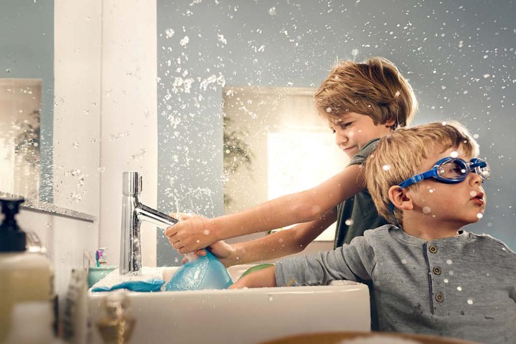 Jak oszczędzać wodę, 6 sposobów. Fot. Hansgrohe