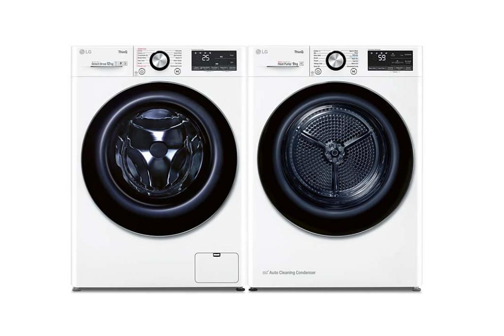 LG THINQ – elektryczne suszarki na pranie marki LG