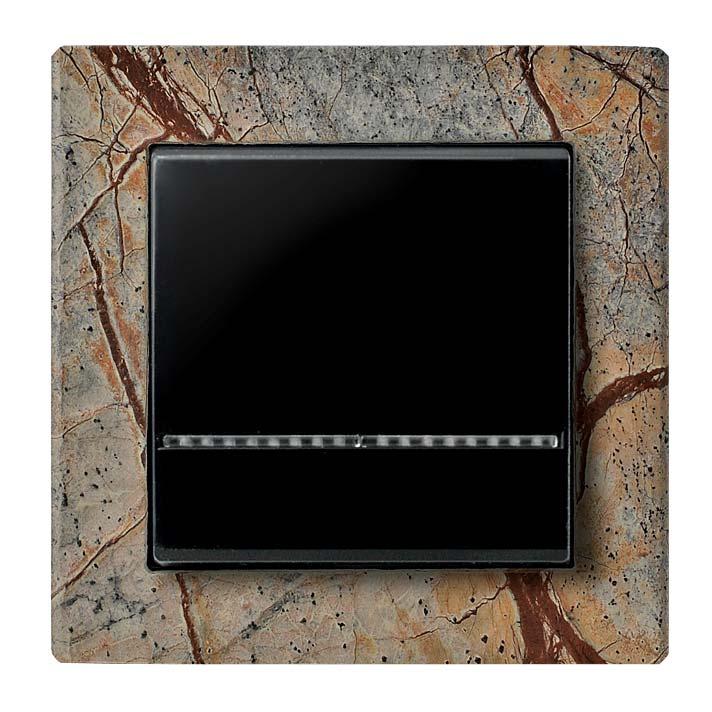 Nowoczesny włącznik modułowy Sonata marki Ospel