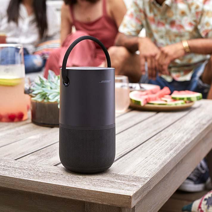 Portable Home Speaker – sterowany za pomocą telefonu lub tabletu głośnik firmy Bose