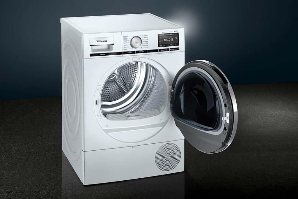 SIEMENS IQ800 WT47XEH0PL – elektryczna suszarka na pranie marki Siemens