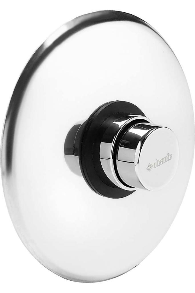 Sposoby na oszczędzanie wody. Bateria Press Deante automatycznie odcina wodę po zaprogramowanym czasie